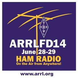 ARRL Field Day, June 28 & 29 2014